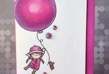 Welcome Baby Cards / Karten zur Geburt