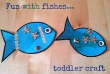 Toddler arts & crafts