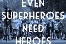 Even Superheroes need Heroes