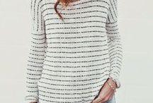 klubíčko a móda / odívání-pletení, háčkování