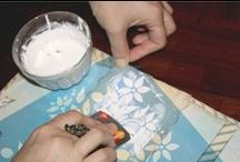 Texture Paste/Gesso/embossing paste