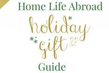 Holiday Gift Guide 2014 / Home Life Abroad Holiday Gift Guide 2014