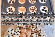 Breakfast Recipes!!!