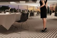 CONCEPT TOP TILE / CONCEPT TOP TILE – a brand new flooring concept for public areas.  Make your own design from a photo or choose from our fancy collection.