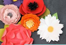 Craft a flower / Flowers you can make
