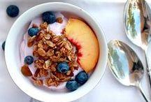 Healthy Recipes / Get sober, eat better.