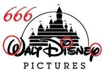 satanic disney 666