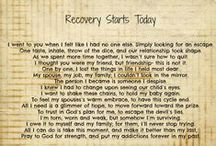 Recovery Starts Today / Poems about Addiction and Friendship