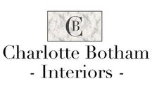 Charlotte Botham Interiors / Links to each blog I write including the ones for Decor A List as I am now Contributing Blogger for them.