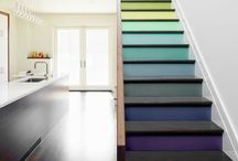 Stairs - the next level / Up or down, these staircase ideas make a real difference to your house. Here are some tips.
