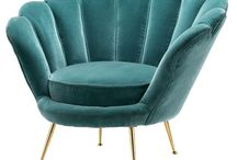 Statement armchairs - relax I've found them for you. / Statement armchairs are a great addition of colour to a room and a good additional seat in the hallway. They're there both to be and not to be sat in as they are a piece of art in itself. Here is some inspiration before you relax in your chair.