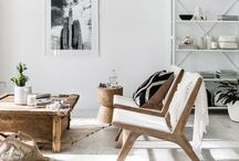 """Scandinavian Chic / Scandinavian Chic or """"Scandi Chic"""" as it is most commonly known is one of the most popular interior trends of this year and I think it will be coming back next year. It's not all Ikea furniture and meatballs... but it is mostly white walls with a hint of grey whether it be light or dark it doesn't matter they will both work. Adding a tiny bit of pink or black will give it some warmth or boldness to it that you are looking for. Go on try something new and have a little """"Scandi Chic"""" in your home."""