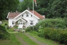 Hus og gård
