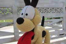 Gehaakt divers / crochet divers / Gehaakt door andere met of zonder patroon. Crocheted other with or without pattern.