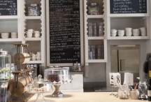 Cafe & landbutikk