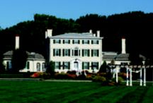 Pen Ryn Mansion / The historic Pen Ryn Mansion located on the Delaware River in Bucks County PA. Open for all types of events for 40-400 people.