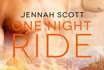 One Night Ride / My short story for the 1NS series with Decadent Publishing!! Available now!