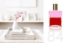 *Aura-Soma & Home Decor* Pink and Red Inspirations