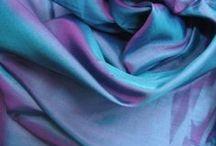 Turquoise & Purple home