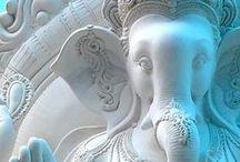 Hindu Goddesses and Gods / by Diamond Sun