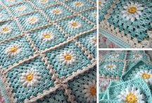 gehaakte dekens / crochet blankets