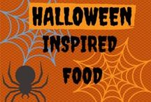 Halloween Food & Drinks / Halloween inspired food and drink recipes