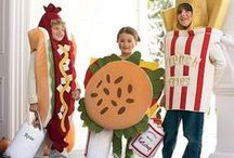 Food Costumes / Pinning Halloween costumes that are inspired by food!