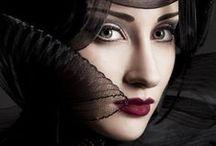 Goth and Metal Make-ups