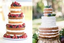 Cake Inspiration / Cake's from our brides and others for inspiration