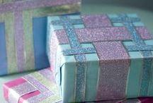 paketointi - gift wrapping