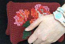 Crochet done by me / crochet