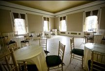 Pen Ryn Mansion- Gallery / Pen Ryn Mansion has a beautiful Gallery, perfect for smaller showers, meetings, luncheons, dinners and more!