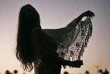 Feathers, Fringes, Freedom / Hippie vibes - feathers, fringes, freedom. Boho bridal heaven.