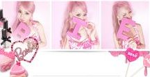 my Barbie Collection♡ / All pictures here are my collections♡♡♡