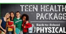Back-to-School / RediClinic provides all your child's healthcare needs for the new school year... School and sports physicals, immunizations and acne consultations.