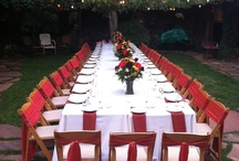 Weddings at El Portal Sedona or Segner Estates Ranch / by El Portal Sedona Hotel
