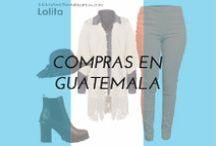 COMPRAS EN GUATEMALA