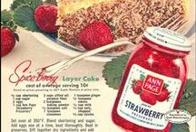 Vintage Ads / by Tina Morgan Lester