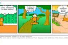 My digital storytelling e-portofolio / single personal board for my e-portfolio