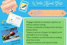 Elementary Writing Tools / by Write About This
