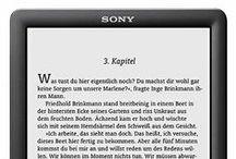 Digitales Lesen / Alles rund um eReader und eBooks