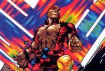 X-Men - Synch