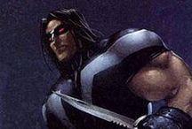 X-Men - Warpath