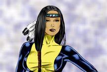 X-Men - Dani Moonstar