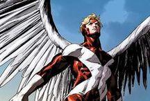 X-Men - Angel/Archangel