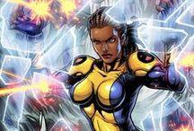 X-Men - Cecilia Reyes