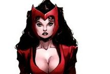 Marvel - Scarlet Witch