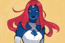X-Men - Mystique