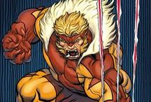 X-Men - Sabretooth