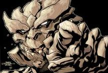 X-Men - Rockslide